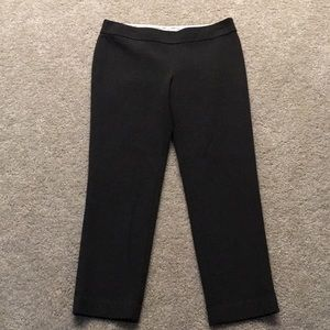 Ann Taylor Loft size 4 dress pants slacks gray